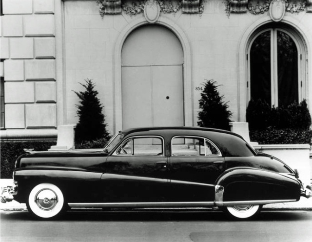 Harley Earl and a Cadillac Limousine Fit for Royalty | Yummy ...